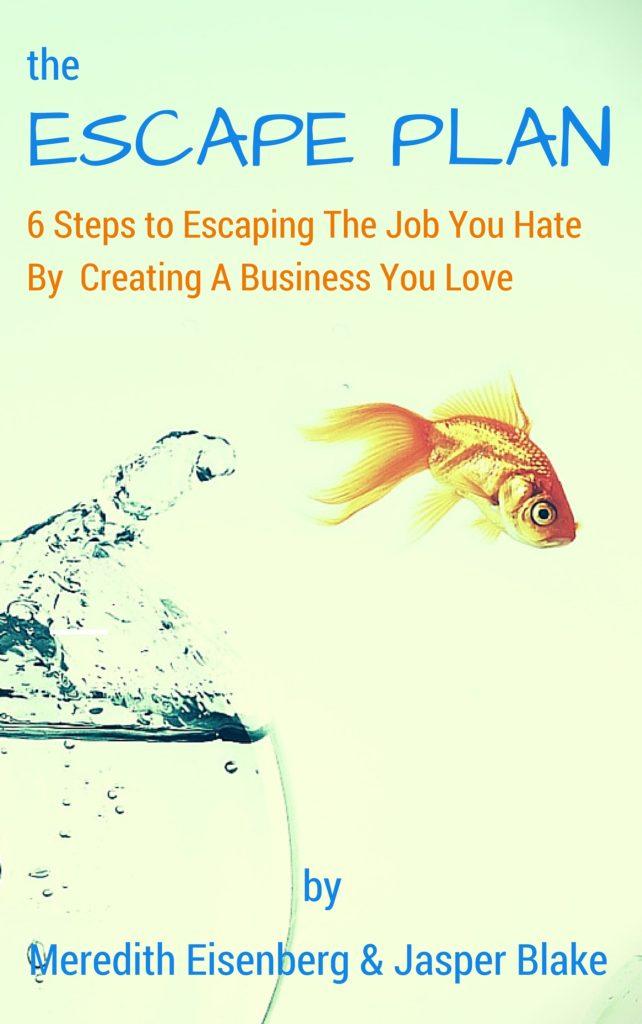 The ESCAPE Plan book cover