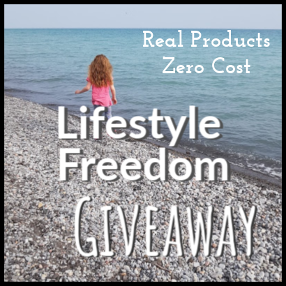 Lifestyle Freedom Giveaway